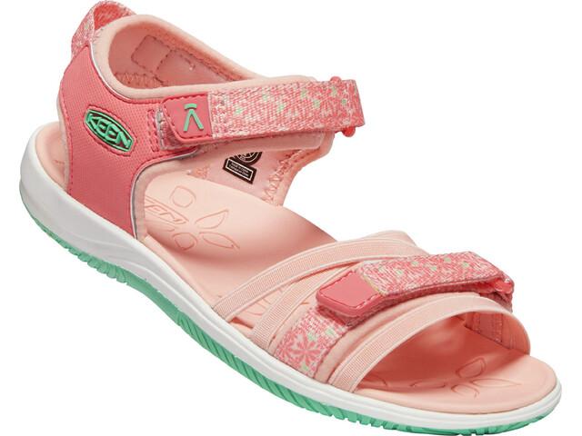 Keen Verano Sandals Kids dubarry/peach pearl